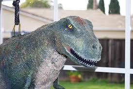 dinosaur pinata past project piñata time
