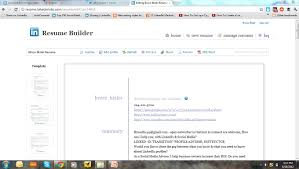 Best Resume Builder Software 2017 by Linkedin Resume Search Resume For Your Job Application