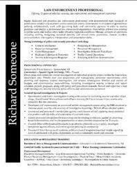 Military Police Officer Resume Sample by Police Officer Resume Sample Objective Http Www Resumecareer