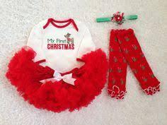 my christmas baby girl my christmas baby infant girl tutu my