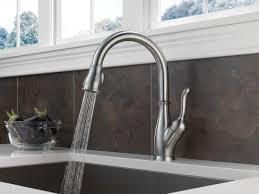 Delta Faucet Com 9178 Ar Dst Single Handle Pull Down Kitchen Faucet