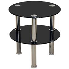 Small Side Table by Unusual Small Black Coffee Table Is A Functional Piece Of