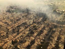 Wildfire Honey by California U0027s Wildfires May Get Worse Before They Get Better