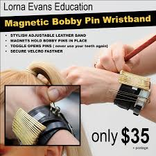 bracelet magnetic wrist images Magnetic bobby pin wristband cosmetologist tool for upstyles jpg