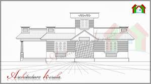 House Elevation Dimensions by Two Bedroom House Plan For Small Families U0026 Small Plots