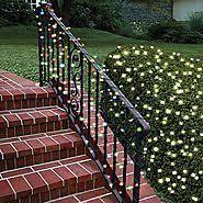 Outdoor Christmas Decorations Solar by Best 25 Solar Powered Christmas Lights Ideas On Pinterest Solar