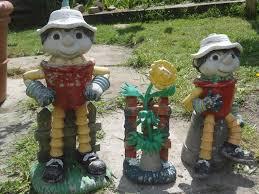 bill ben and garden ornaments in cambridge cambridgeshire