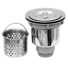Ideas Simplex Basket Strainer Kitchen Sink Baskets Stainless - Stainless steel kitchen sink strainer