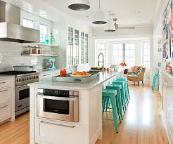 kitchen island seating how to determine seating for kitchen islands better homes gardens