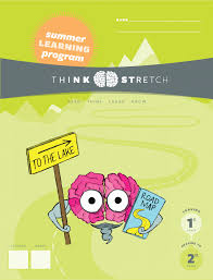 thinkstretch summer learning summer workbooks for students in