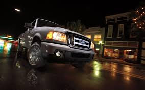 Ford Ranger Utility Truck - 2011 ford ranger reviews and rating motor trend