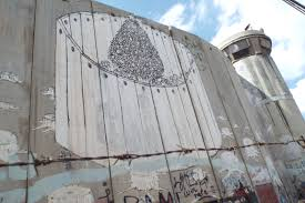 Military Home Decor Visualising The West Bank Wall U2013 Stories From Yanoun And Beyond