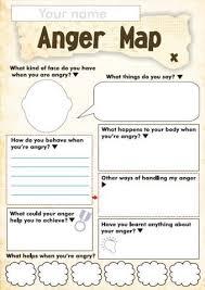 free anger and feelings worksheets for kids worksheets kids s