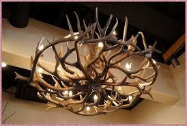 interior deer antler chandelier popular deer antler chandelier