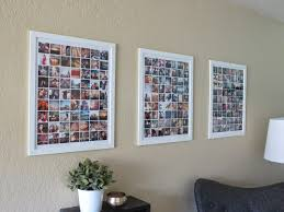 32 photo collage diys for a more beautiful home