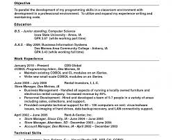 Resume Volunteer Experience Examples by Resume Des Moines Iowa
