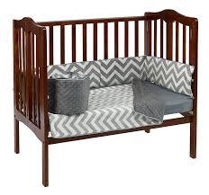 Mini Cribs Bedding by Mini Crib Ebay Creative Ideas Of Baby Cribs