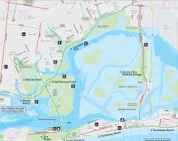 Map Jamaica Biking The 19 Mile Jamaica Bay Greenway U2014 Outdoorfest