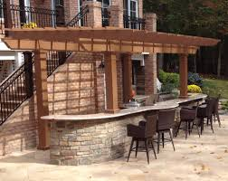 low maintenance pergolas u0026 pergola kits in maryland