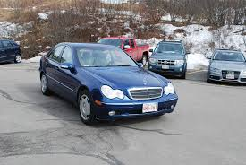 used 2004 mercedes benz c240 4matic for sale in saint john nb