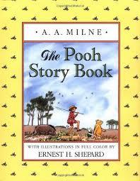 winnie pooh pooh story book milne 1965