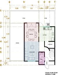 different house plans floor house plans with furniture the location of different