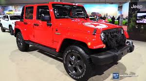 new jeep wrangler 2017 interior 2017 jeep wrangler freedom edition exterior and interior