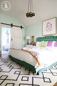 bedroom reveal the handmade home