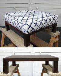 Padded Ottoman Upholstery Basics Boxed Ottoman Ottomans Tutorials And Craft