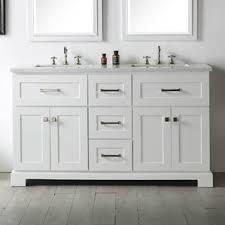 Bathroom Double Vanity Cabinets by Double Vanities You U0027ll Love Wayfair