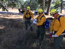 Wildfire Training by Wildfire Oregon Dept Of Forestry Oregon National Guard Heads