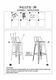 furniture clipart for floor plans assembly instructions