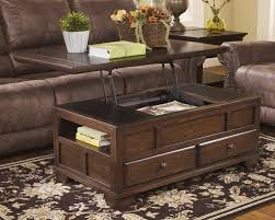 furniture flip top coffee table ideas black rectangle