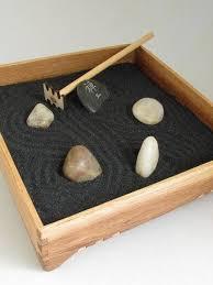 Mini Zen Rock Garden Mini Zen Garden Kit 10 More Diy Ideas