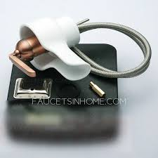 Gold Bathroom Faucet by Art Rose Gold Bathroom Faucet Styles