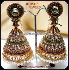 jhumkas earrings big jhumkas earring buy jhumka style earring fashion