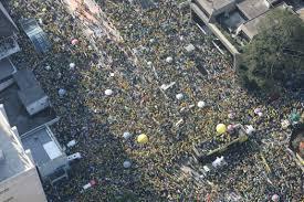 Delegados pedem nas ruas apoio a autonomia da PF | Folha Vitória