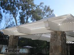 Pergola Rafter Tails by Beams Timbersil Projects And News