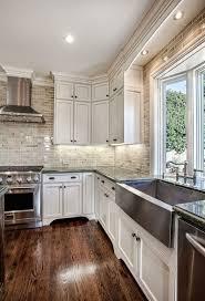 kitchen ideas pics 25 dreamy white kitchens kitchen wood cabinet storage and sinks