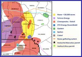 Utica New York Map by Ny Shale Gas Now Norse Energy U0027s View Of Central New York