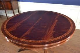Mahogany Conference Table Leighton Hall 60