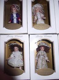 porcelain collectible ornament pretty dolls what s it worth