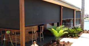 blinds patio privacy shades solar shades 3 outdoor patio privacy