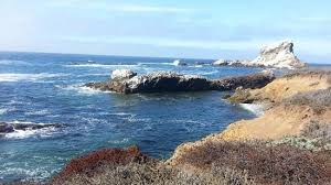 piedras blancas light station view from the trail at piedras blancas light station picture of