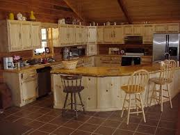 kitchen traditional kitchen design with l shaped corner rustic