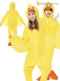 smiffy s duck childrens fancy dress costume medium 143 cm age 7