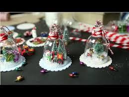 diy vintage jelly jar tree ornaments