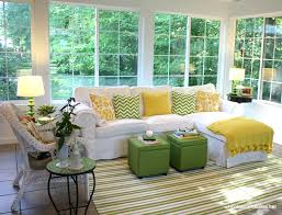 Style A White Sofa How To Decorate A White Couch - Living room with white sofa