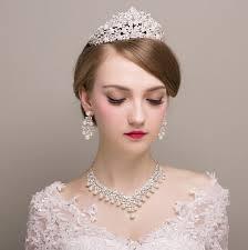 bridal headwear online shop new gorgeous pearl rhinestones bridal headwear