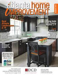 atlanta home improvement 0117 0217 by my home improvement magazine